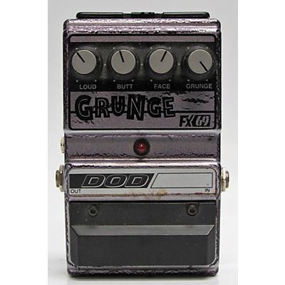 DOD FX69 Grunge Effect Pedal