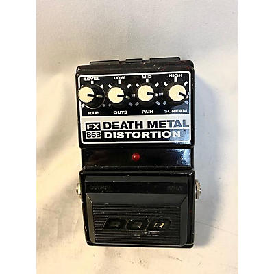 DOD FX86B Death Metal Effect Pedal