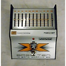 Whirlwind FXEQ10BP Pedal