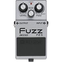 Open BoxBoss FZ-5 Fuzz Pedal