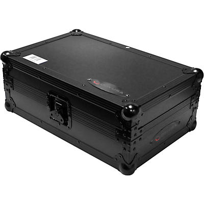 "Odyssey FZ10MIXXDBL Black Label Flight Case for DJM-S9 and 10"" DJ Mixers"
