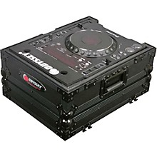 Odyssey FZCDJBL ATA Black Label Coffin for CD Players