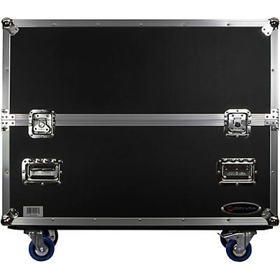 Odyssey FZEVOLVEW Electro-Voice EVOLVE 50 Portable Column System Case with Wheels