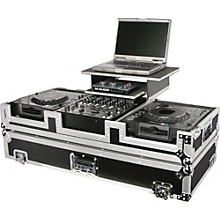Open BoxOdyssey FZGS12CDJW Glide Style DJ Coffin Case