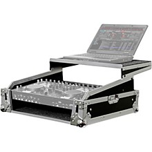 Open BoxOdyssey FZGS8CDMIX Flight Zone Glide Style Rackmount Case for DJ Controllers & Front Load CD/Digital Media Mixers
