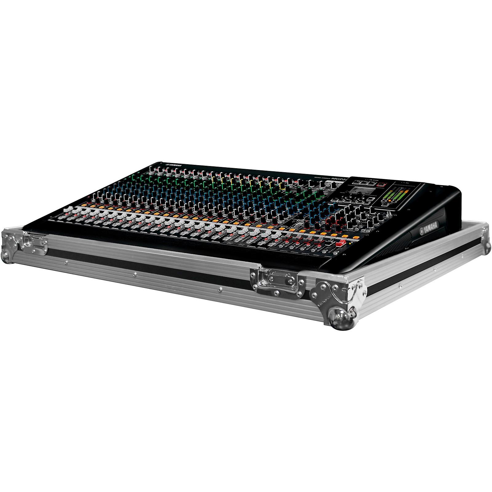 Odyssey FZMGP32XW Yamaha MGP 32X Mixing Console Case with Wheels