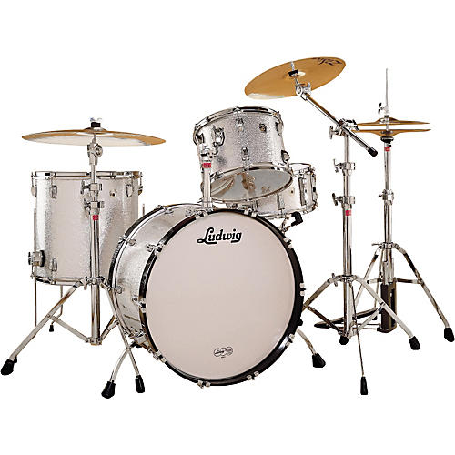 Ludwig Fab 4 Classic Maple Drum Set with 22