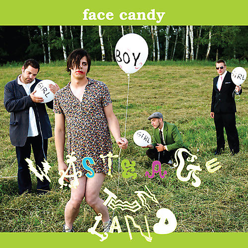 Alliance Face Candy - Waste Age Teen Land