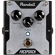 Open Box Randall Facepunch Overdrive Guitar Effects Pedal