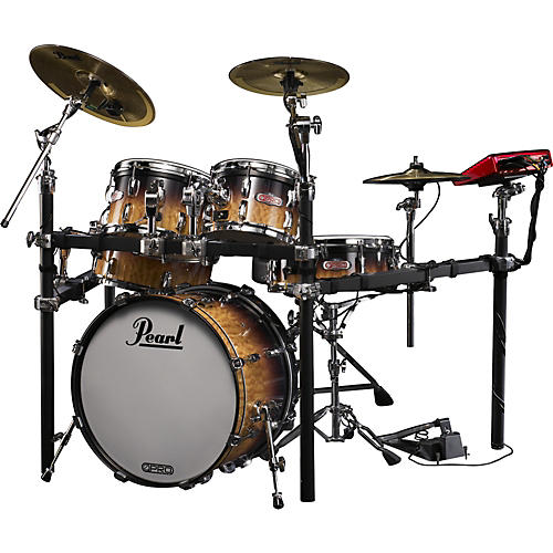 Pearl Factory Reconditioned E Pro Live Electronic Acoustic Drum Set