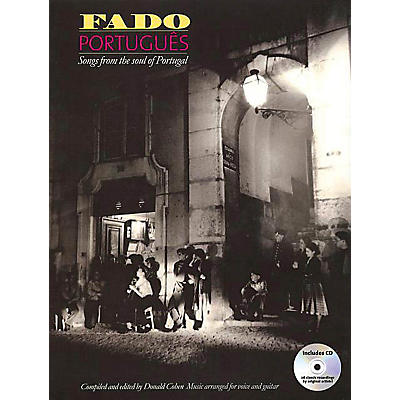 Music Sales Fado Portugues - Songs from the Soul of Portugal Music Sales America Series Softcover with CD