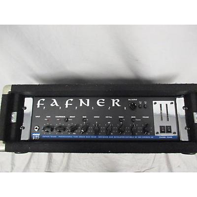 EBS Fafner TD600 Tube Bass Amp Head