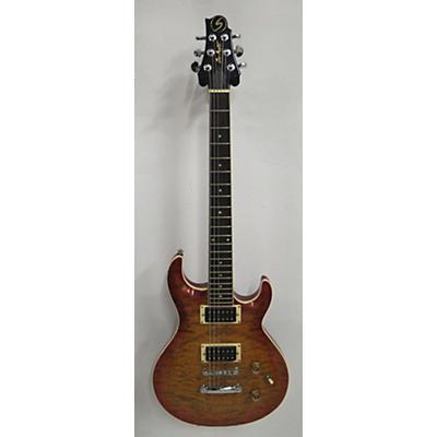 Greg Bennett Design by Samick Fairlane Solid Body Electric Guitar