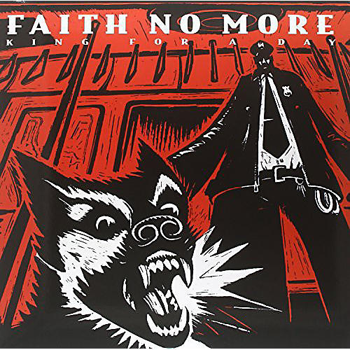 Alliance Faith No More - King for a Day Fool for a Lifetime