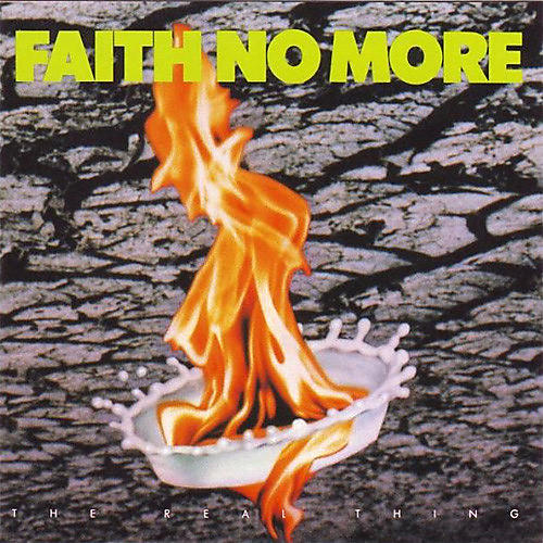 Alliance Faith No More - The Real Thing