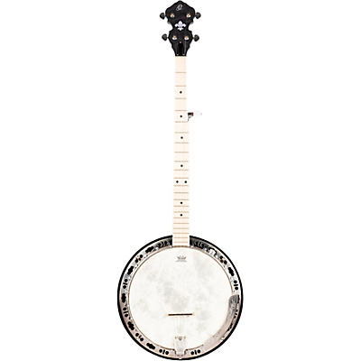 Ortega Falcon Series OBJE400TCO-L Left-Handed 5-String Banjo