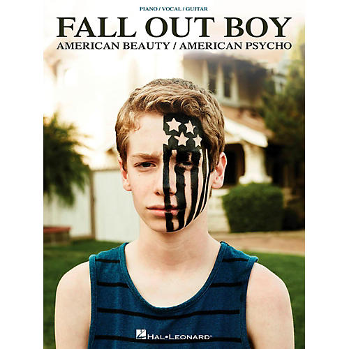 Hal Leonard Fall Out Boy - American Beauty/American Psycho for Piano/Vocal/Guitar