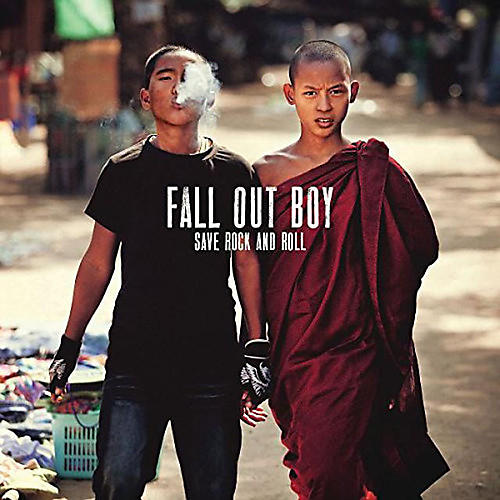 Alliance Fall Out Boy - Save Rock & Roll
