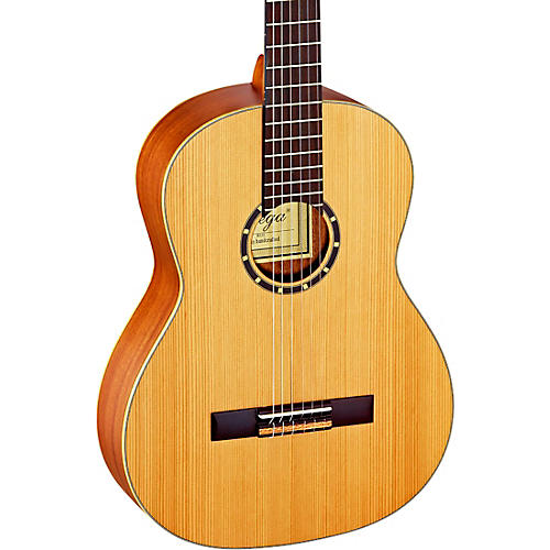 Ortega Family Series Pro R131 Full Size Classical Guitar Satin Natural