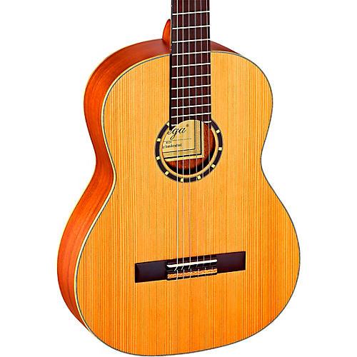 Ortega Family Series Pro R131SN Slim Neck Classical Guitar Satin Natural