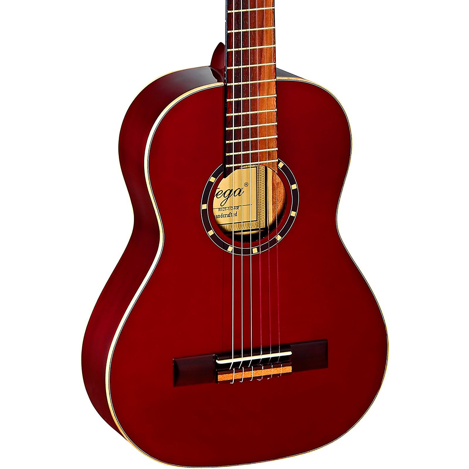 Ortega Family Series R121-1/2WR 1/2 Size Classical Guitar