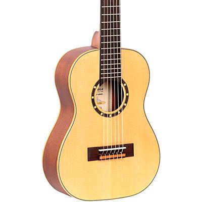 Ortega Family Series R121-1/4-L 1/4 Size Classical Guitar