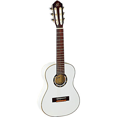Ortega Family Series R121-1/4WH 1/4 Size Classical Guitar