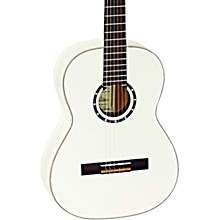 Ortega Family Series R121-7/8WH 7/8 Size Classical Guitar