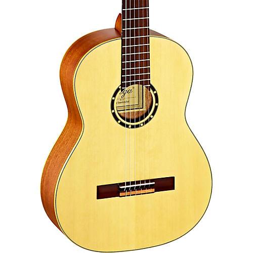 Ortega Family Series R121SN Full Size Slim Neck Classical Guitar