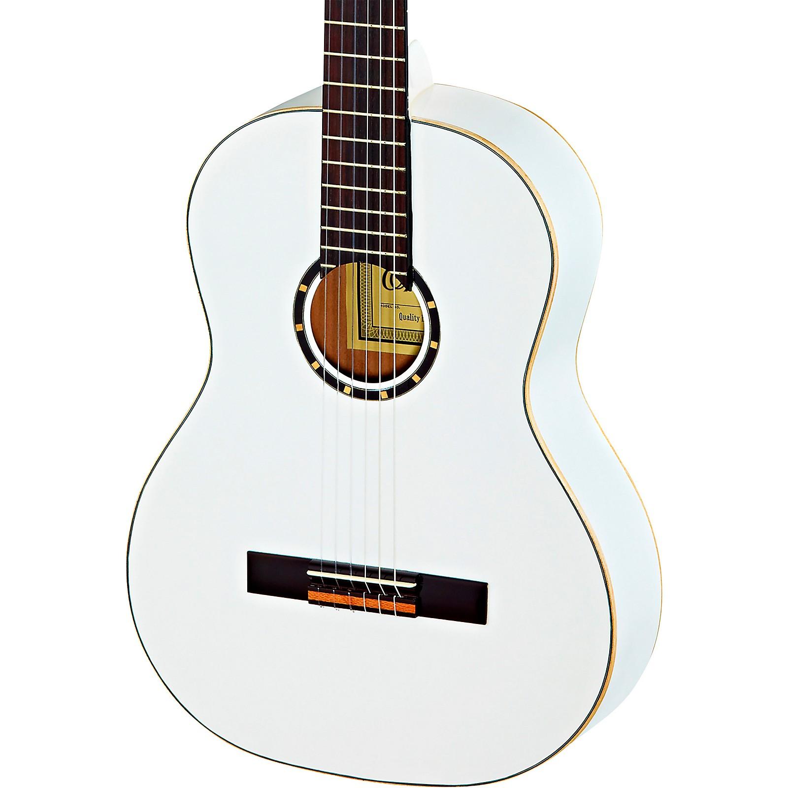 Ortega Family Series R121SNWH Left-Handed Classical Guitar
