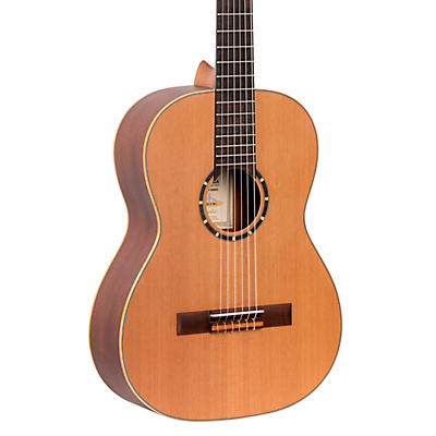 Ortega Family Series R122-7/8-L 7/8 Size Classical Guitar