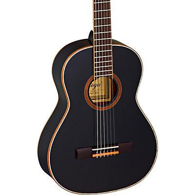 Ortega Family Series R221BK-3/4 3/4 Size Classical Guitar