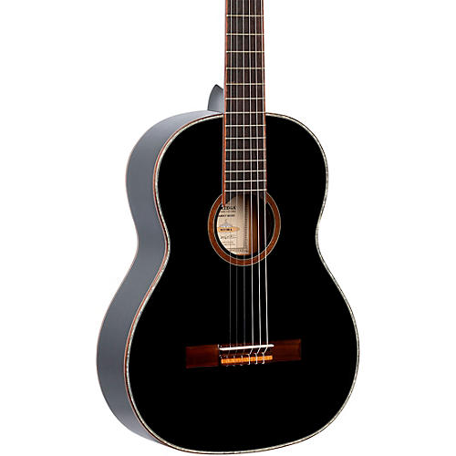 Ortega Family Series R221BK-L Classical Guitar Black