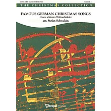 Mitropa Music Famous German Christmas Songs Full Score Concert Band Level 4 Arranged by Stefan Schwalgin
