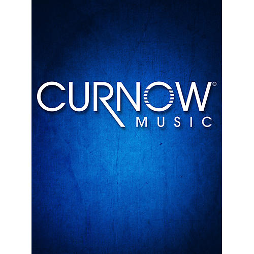 Curnow Music Fanfare Nueve (Grade 4 - Score Only) Concert Band Level 4 Composed by John Fannin