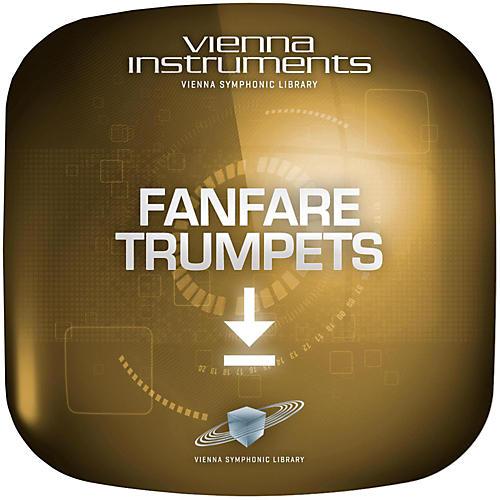 Vienna Instruments Fanfare Trumpets Standard