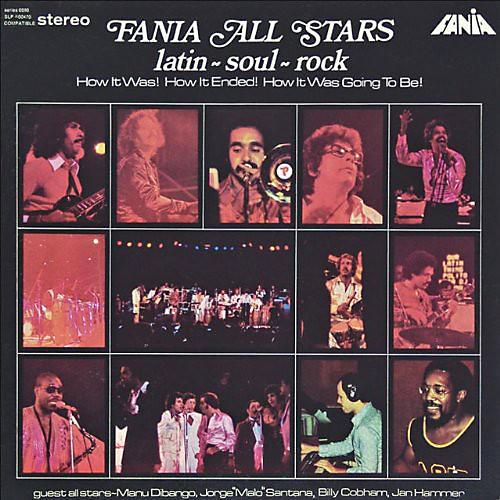 Alliance Fania All-Stars - Latin Soul Rock