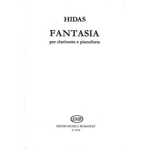 Editio Musica Budapest Fantasia EMB Series by Frigyes Hidas
