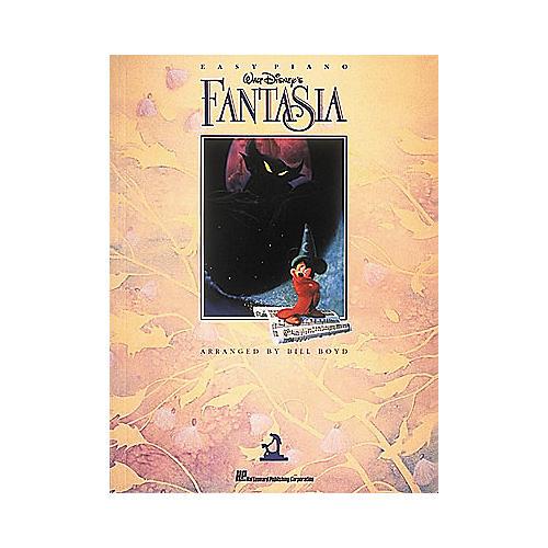 Hal Leonard Fantasia From Walt Disney For Easy Piano by Bill Boyd