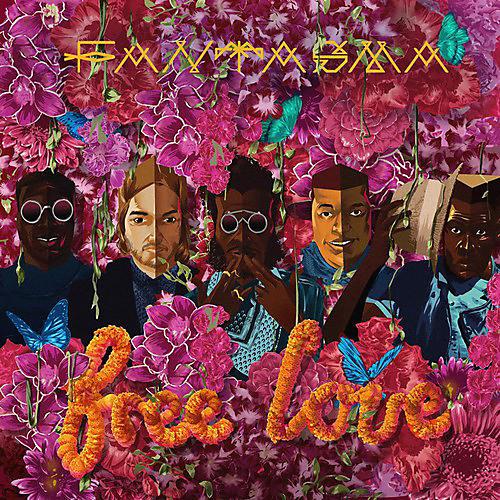 Alliance Fantasma - Free Love