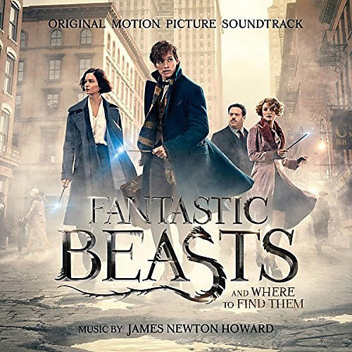 Alliance Fantastic Beasts & Where (Picture Disc) (Original Soundtrack)