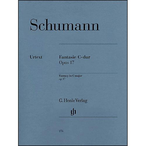 G. Henle Verlag Fantasy C Major Op. 17 By Schumann