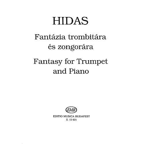 Editio Musica Budapest Fantasy EMB Series by Frigyes Hidas