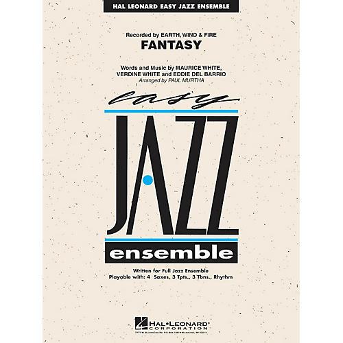 Hal Leonard Fantasy Jazz Band Level 2 by Earth, Wind & Fire Arranged by Paul Murtha
