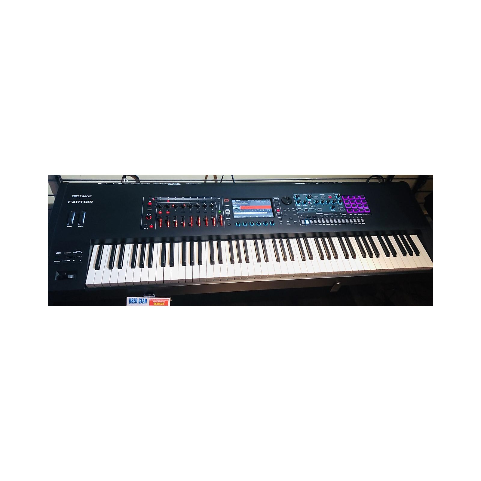 Roland Fantom 8 Keyboard Workstation