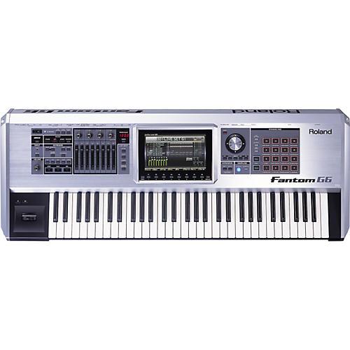 roland fantom g6 workstation keyboard musician 39 s friend. Black Bedroom Furniture Sets. Home Design Ideas