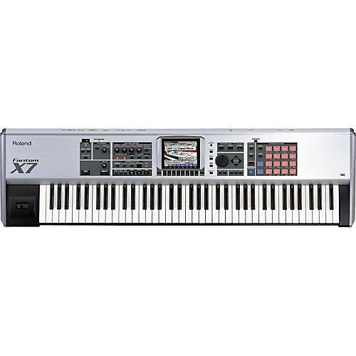 Roland Fantom-X7 76-Key Sampling Workstation