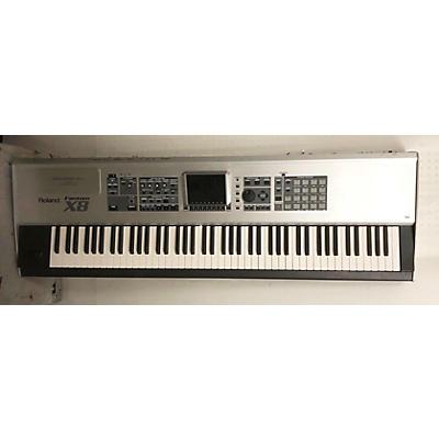 Roland Fantom X8 Keyboard Workstation