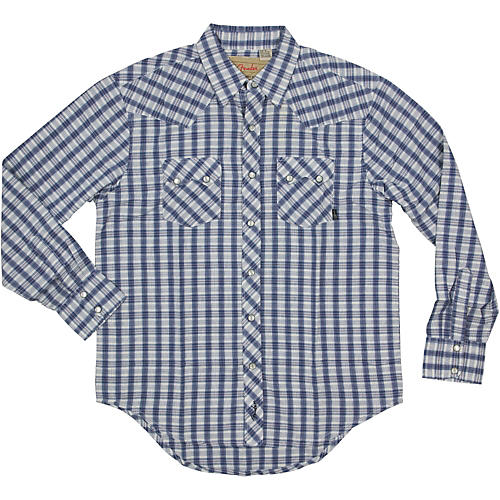 Fender Farrell Plaid Shirt