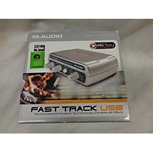 M-Audio Fast Track USB Audio Interface